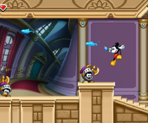 Epic Mickey: Power of Illusion Files