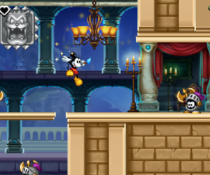 Epic Mickey: Power of Illusion Chat