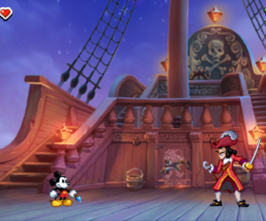 Epic Mickey: Power of Illusion Screenshots