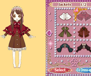 Anne's Doll Studio: Tokyo Collection Files