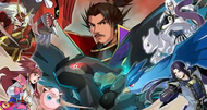 Pokemon Conquest mixes monsters with Japanese history