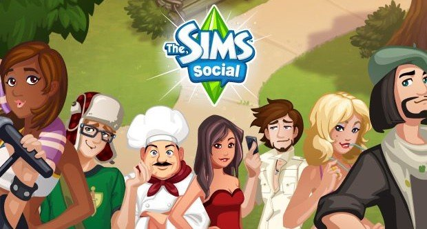 The Sims Social top image