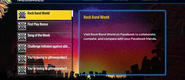 Rock Band Blitz News