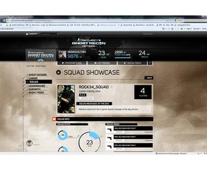 Tom Clancy's Ghost Recon Network Screenshots