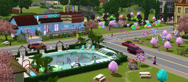 The Sims 3 Katy Perry Sweet Treats News