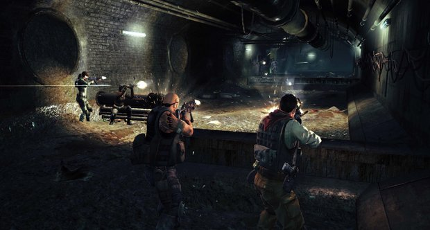 Resident Evil: Operation Raccoon City Spec Ops DLC screenshots