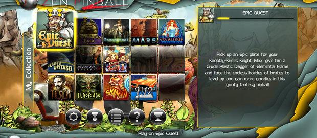 Zen Pinball 2 News