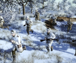Men of War: Condemned Heroes Chat