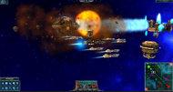Stellar Impact Artillery Ship Screenshots