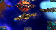 Stellar Impact Carrier Ship Screenshots