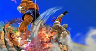 Street Fighter X Tekken Vita Captivate 2012 screenshots