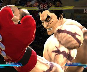 Street Fighter X Tekken Chat