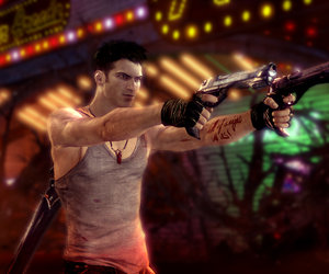 DmC: Devil May Cry Files