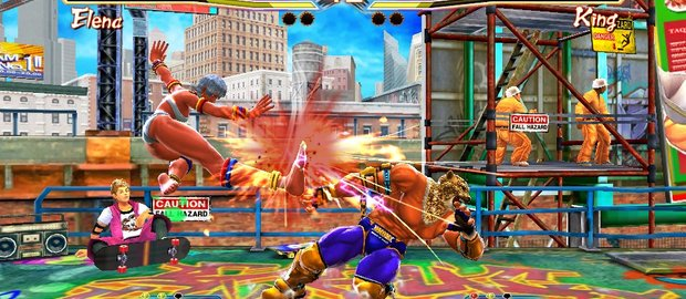 Street Fighter X Tekken News