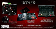 Hitman Absolution: Professional Edition includes art book, documentary, DLC