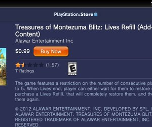 Treasures of Montezuma Blitz Chat