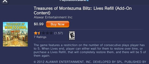 Treasures of Montezuma Blitz News
