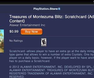 Treasures of Montezuma Blitz Screenshots