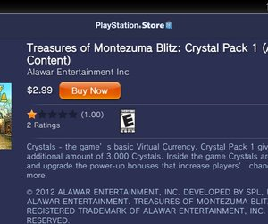 Treasures of Montezuma Blitz Screenshots