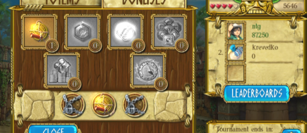 Treasures of Montezuma Blitz News