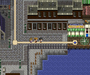 Penny Arcade's On the Rain-Slick Precipice of Darkness 3 Screenshots