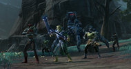 Star Wars: The Old Republic 1.2 update screens
