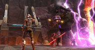 Star Wars: The Old Republic free-to-play multiplayer limited to 3 PvP missions a week