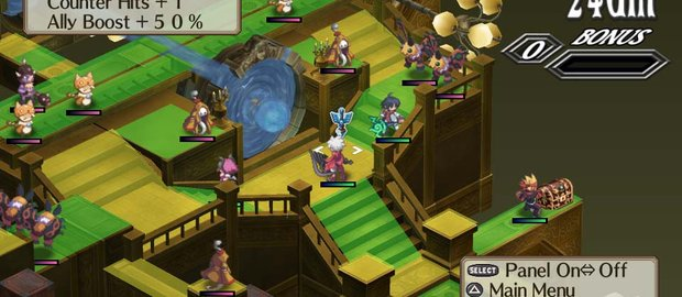 Disgaea 3: Absence of Detention News
