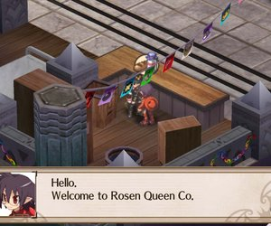 Disgaea 3: Absence of Detention Screenshots