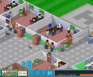 Theme Hospital Files