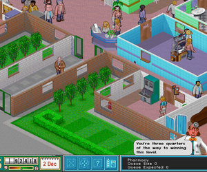 Theme Hospital Chat