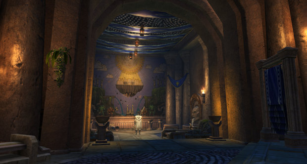 Kingdoms of Amalur: Reckoning Teeth of Naros DLC screenshots