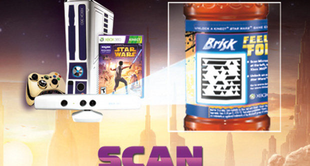 Feel the Force Star Wars Kinect sweepstakes