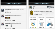 Battlelog hits iOS App Store