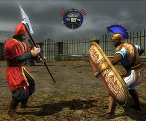 Deadliest Warrior: Ancient Combat Chat