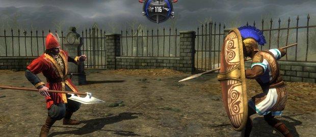 Deadliest Warrior: Ancient Combat News