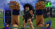 Dragon Ball Z for Kinect screenshots