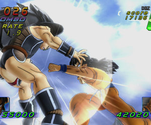 Dragon Ball Z for Kinect Chat