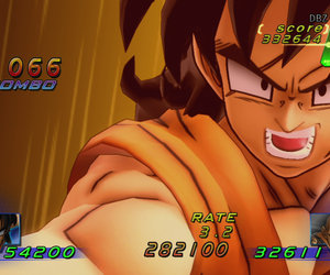 Dragon Ball Z for Kinect Screenshots