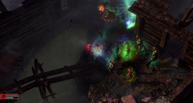 Grim Dawn pre-alpha screenshots