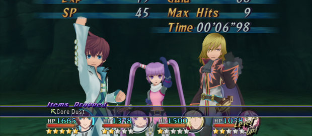 Tales of Graces F News