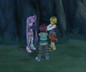 Tales of Graces F Files