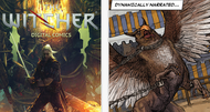 Witcher 2 interactive comic on iOS App Store