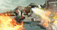 Transformers: Fall of Cybertron Grimlock screenshots
