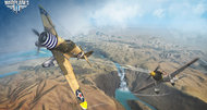 World of Warplanes fighters screenshots