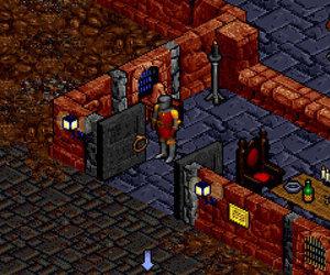 Ultima VIII: Pagan Screenshots