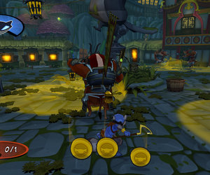 Sly Cooper: Thieves in Time Screenshots