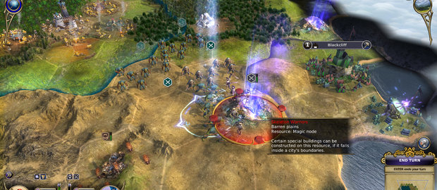 Warlock: Master of the Arcane - Return of the Elves News