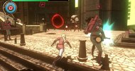 Gravity Rush pre-order DLC screenshots