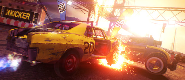 DiRT Showdown News